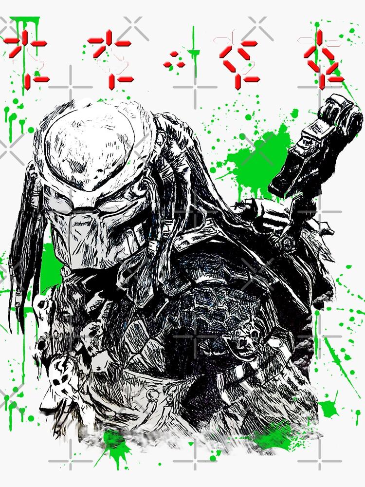 the Predator by JTK667