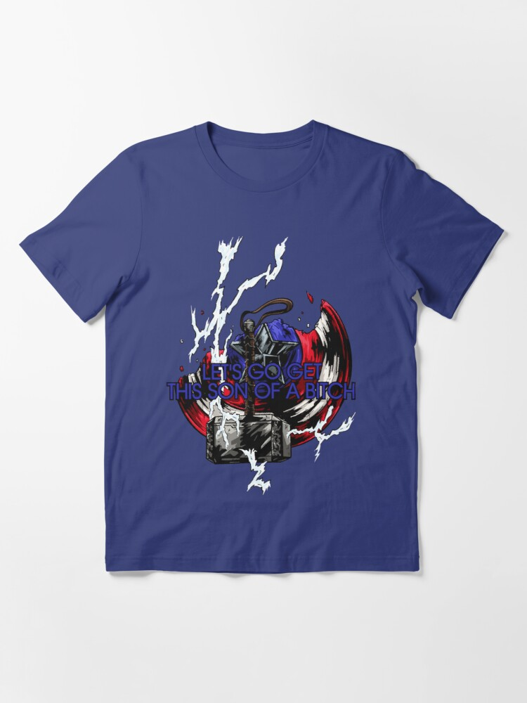 Alternate view of Worthy! Essential T-Shirt