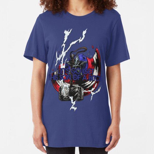 Worthy! Slim Fit T-Shirt
