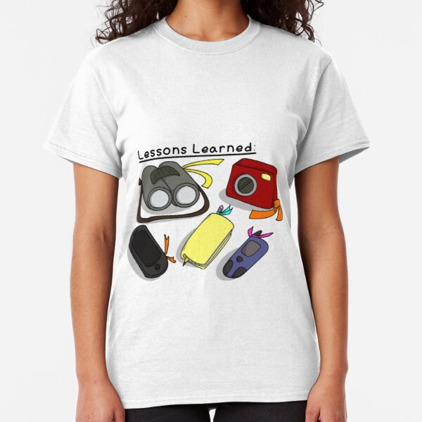 Lessons learned Classic T-Shirt