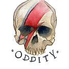 Oddity by kahahuna