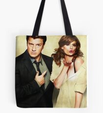 Castle & Beckett Tote Bag