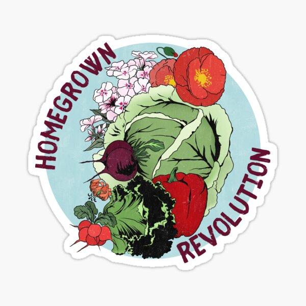 Homegrown Revolution Sticker