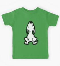 English Bull Terrier Stretch  Kids Tee