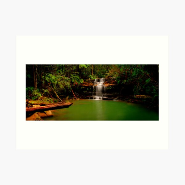 Blue Mountains, New South Wales. Art Print