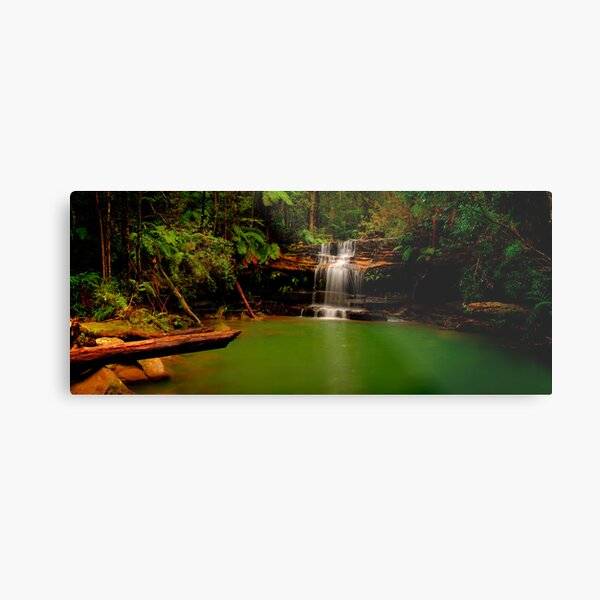 Blue Mountains, New South Wales. Metal Print