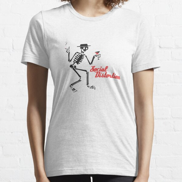 Recent Social Distortion Essential T-Shirt