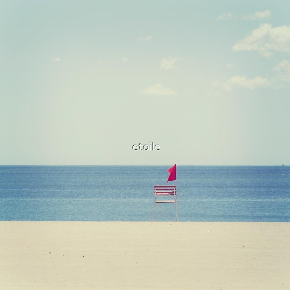 beach by etoile