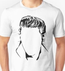 The King vacant expression T-Shirt