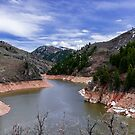 Causey Reservoir, Utah von Len Bomba