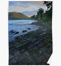 Tessellated Pavement Poster