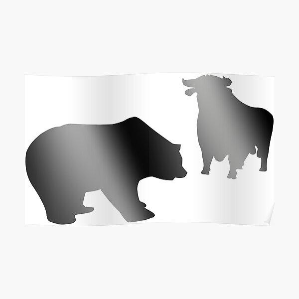Bulle und Bär Poster