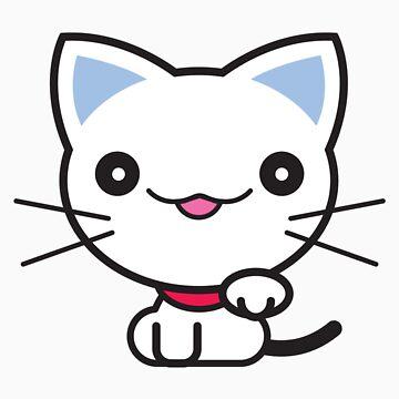 Maro cat by kaexi