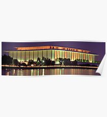 The Kennedy Center for the Performing Arts Poster