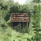 « Cabine en bois » par Threeleaves