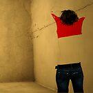 On the wall by Alexandra Muresan