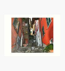 Varenna Italy Art Print