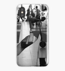 I believe that you was in... iPhone Case/Skin
