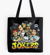 Unpraktische Joker Tote Bag