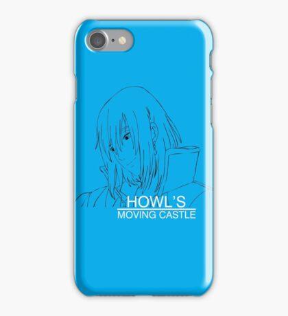 Howl's Moving Castle - Howl iPhone Case/Skin