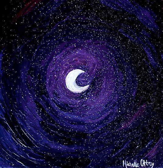 Infinite. by Michelle Ottey