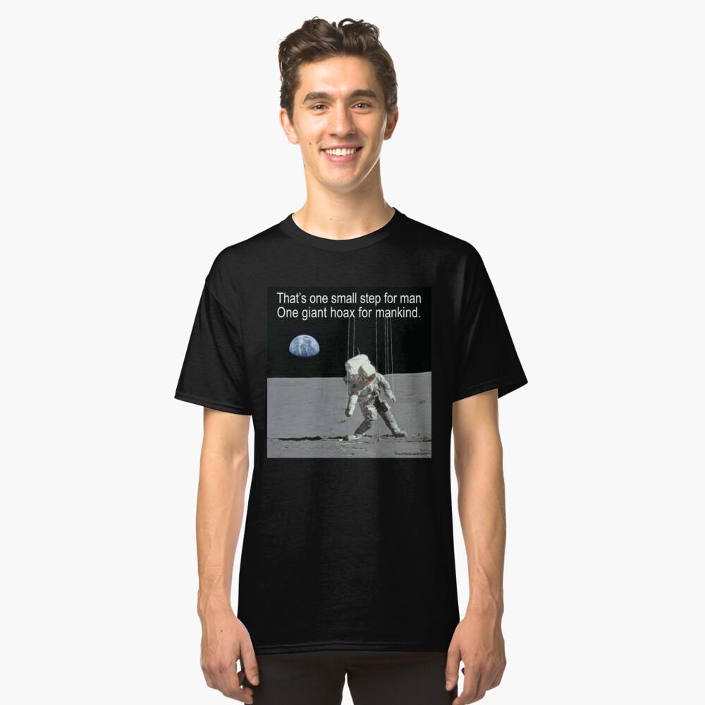 Moon Beams Classic T-Shirt
