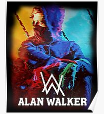 Picture Of Walker Poster