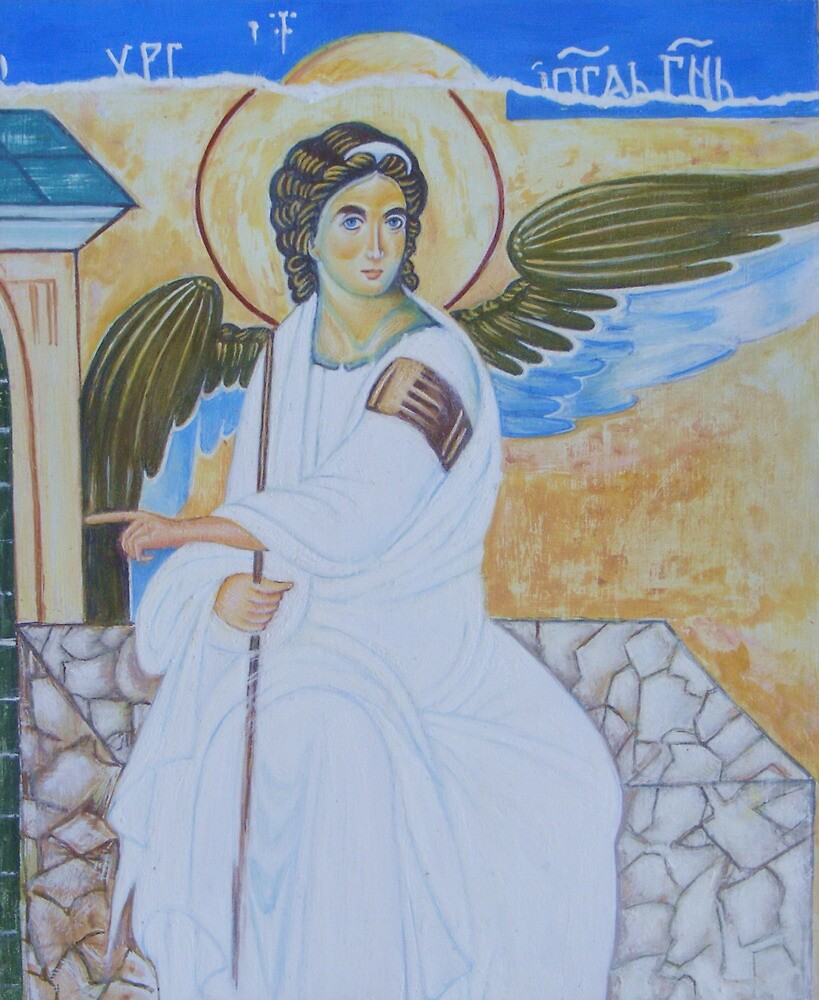 white angel by jovica