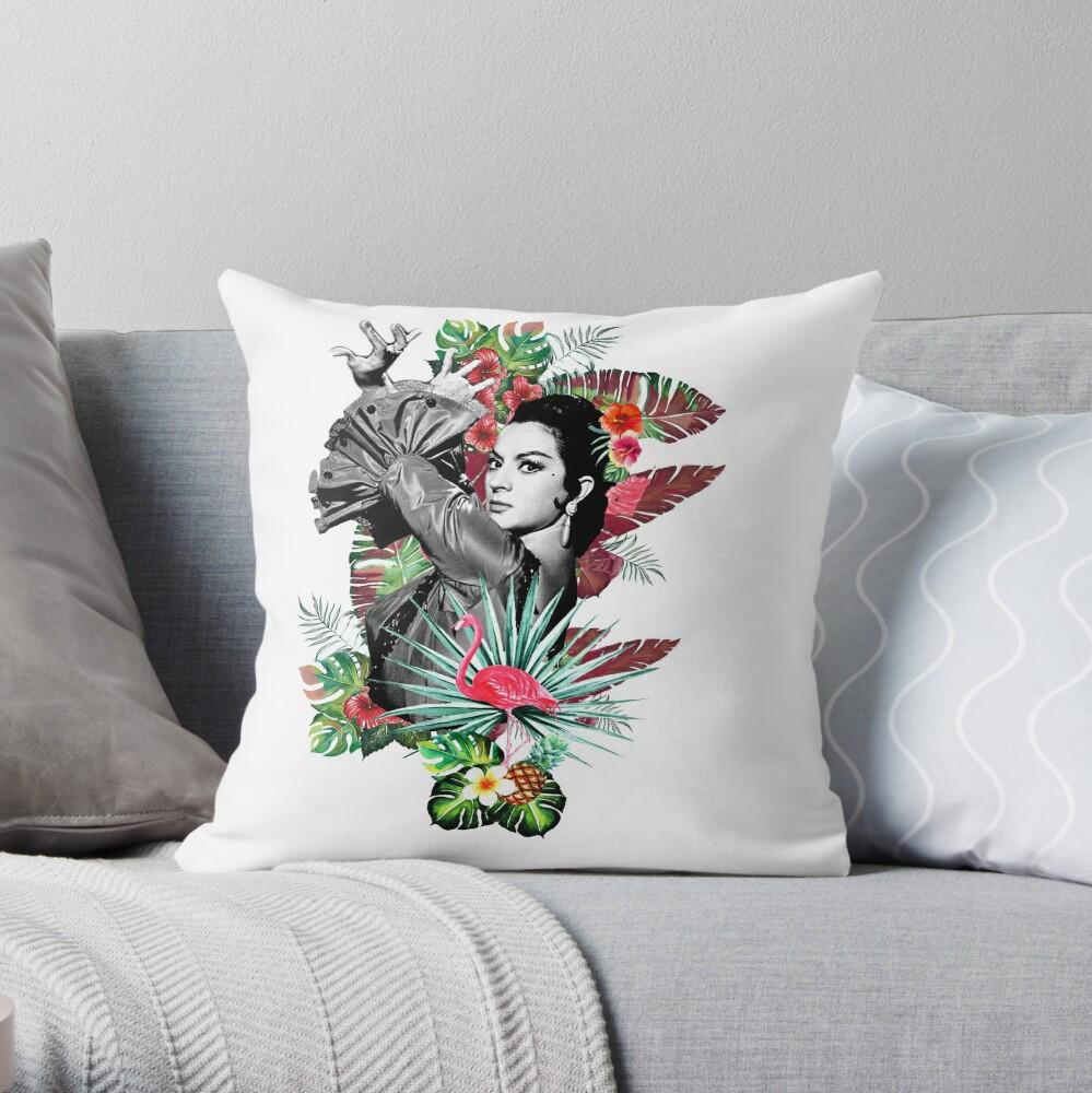 Flamenco by Lola Flores Cojín