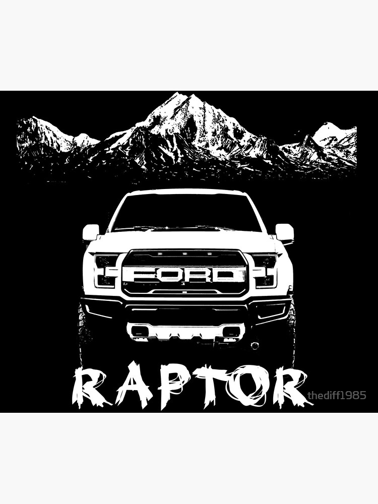 ford f 150 raptor by thediff1985