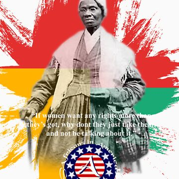 sojourner truth by arteology