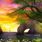 Sunset Dream von Jasmina Seidl