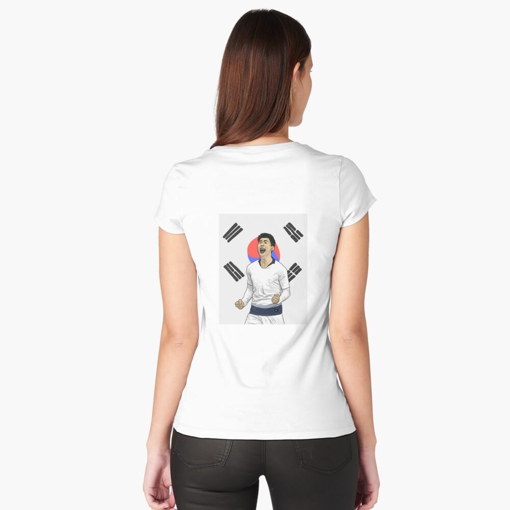 """Son Heung Min"" T-shirt By LloydsArt"