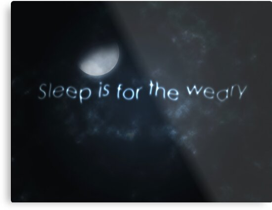 Night Sky Moon Drawing Quotes Sayings Metal Prints By