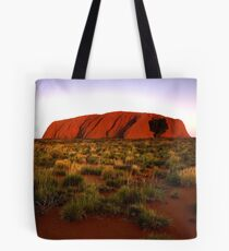 Ayres Rock Tote Bag