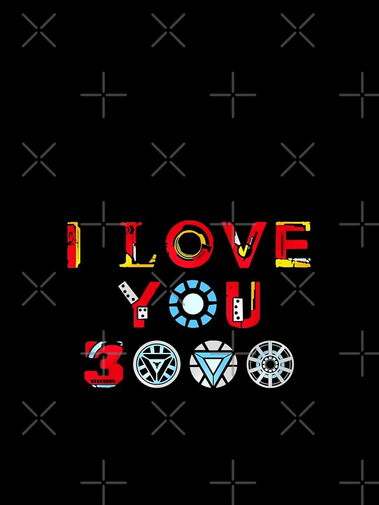 I Love You 3000 v3 by VanHand