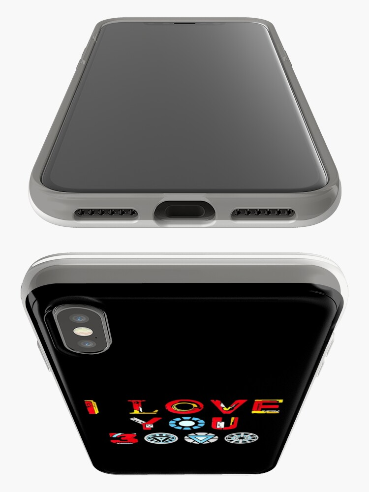 Alternate view of I Love You 3000 v3 iPhone Cases & Covers