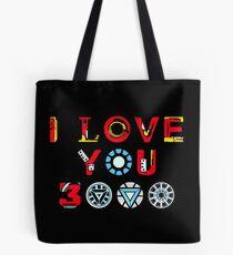 Ich liebe dich 3000 v3 Tote Bag
