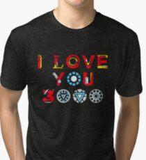 Ich liebe dich 3000 v3 Vintage T-Shirt