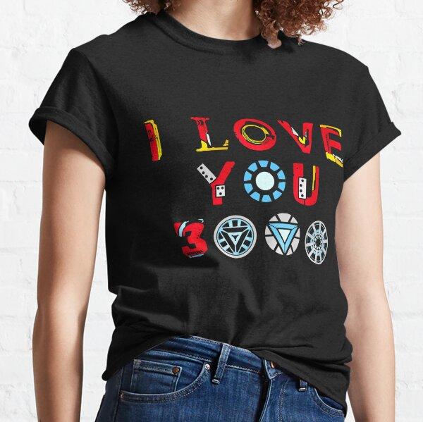 I Love You 3000 v3 Classic T-Shirt