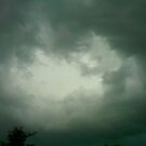 Swirling Clouds,Friday Afternoon, July 3rd 2010 by MaeBelle