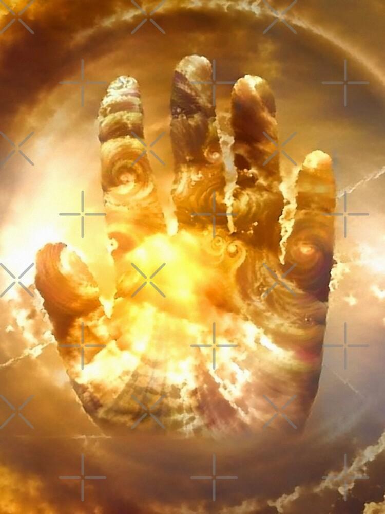 Hand Gottes von rolffimages