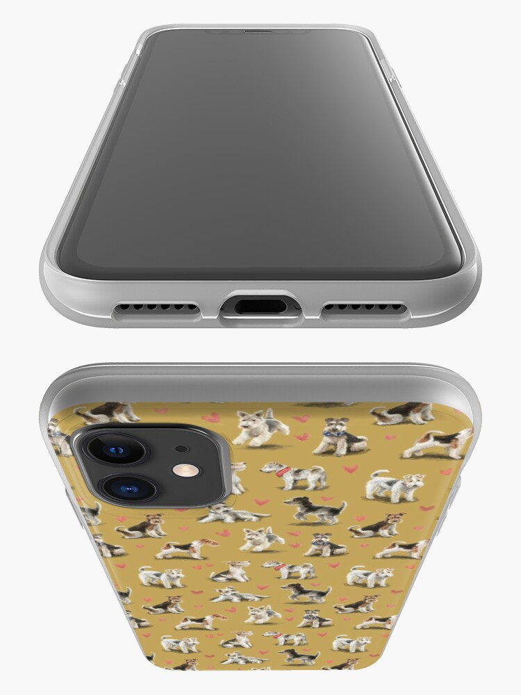 Alternate view of The Fox Terrier iPhone Case & Cover