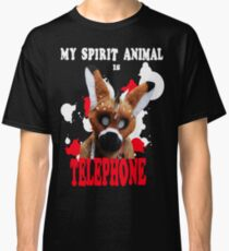 My Spirit Animal is Telephone  Classic T-Shirt