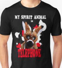 My Spirit Animal is Telephone  Unisex T-Shirt
