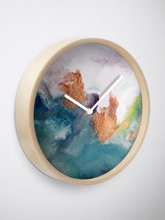 Alternate view of Abstract Birth Clock