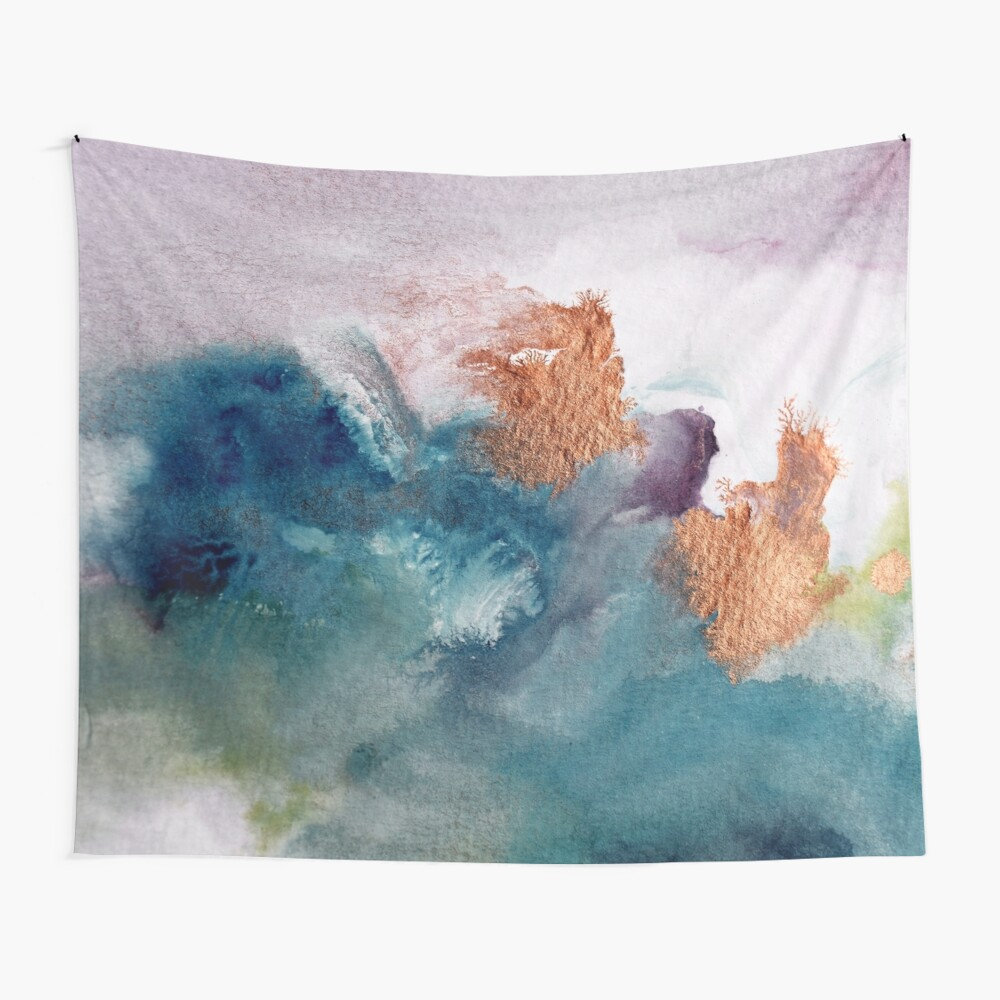 Abstract Birth Wall Tapestry
