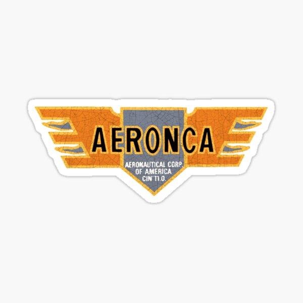 Aeronca Aircraft USA Sticker
