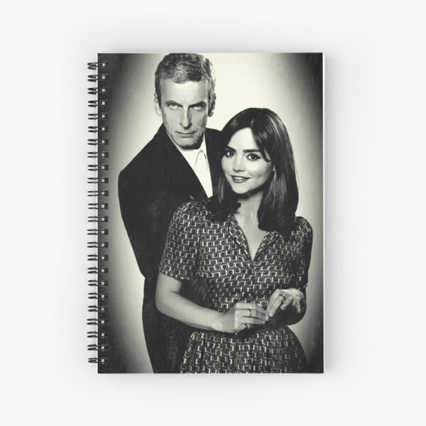 Dr. and Mrs. Oswald Spiral Notebook