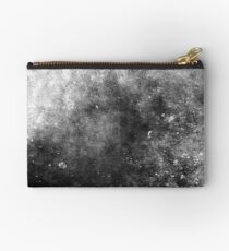 Abstract X Zipper Pouch